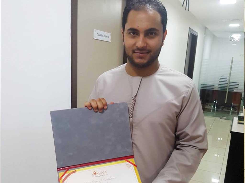 certificate 16