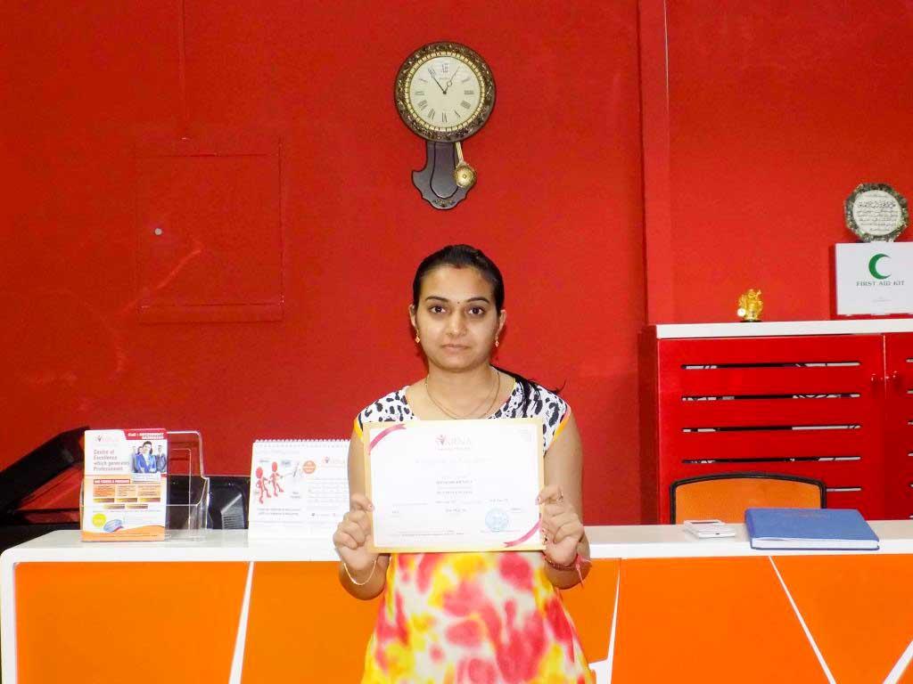 certificate 23