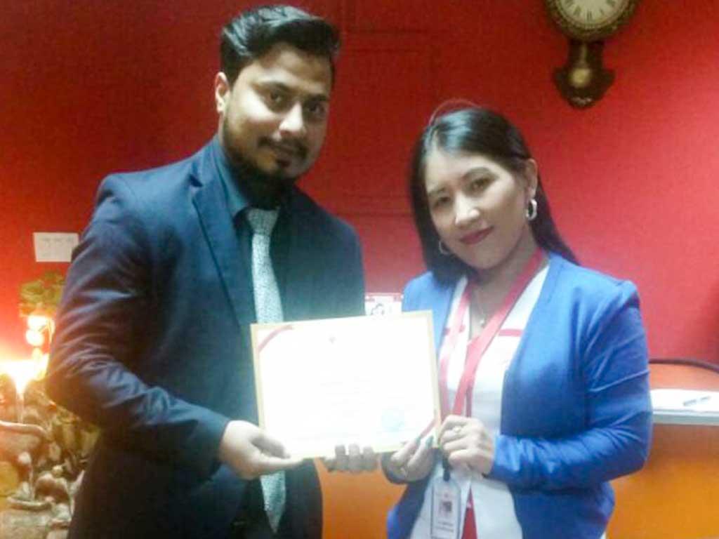 certificate 32