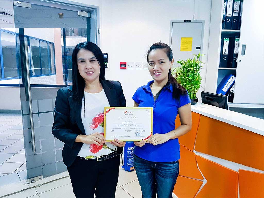 certificate 38