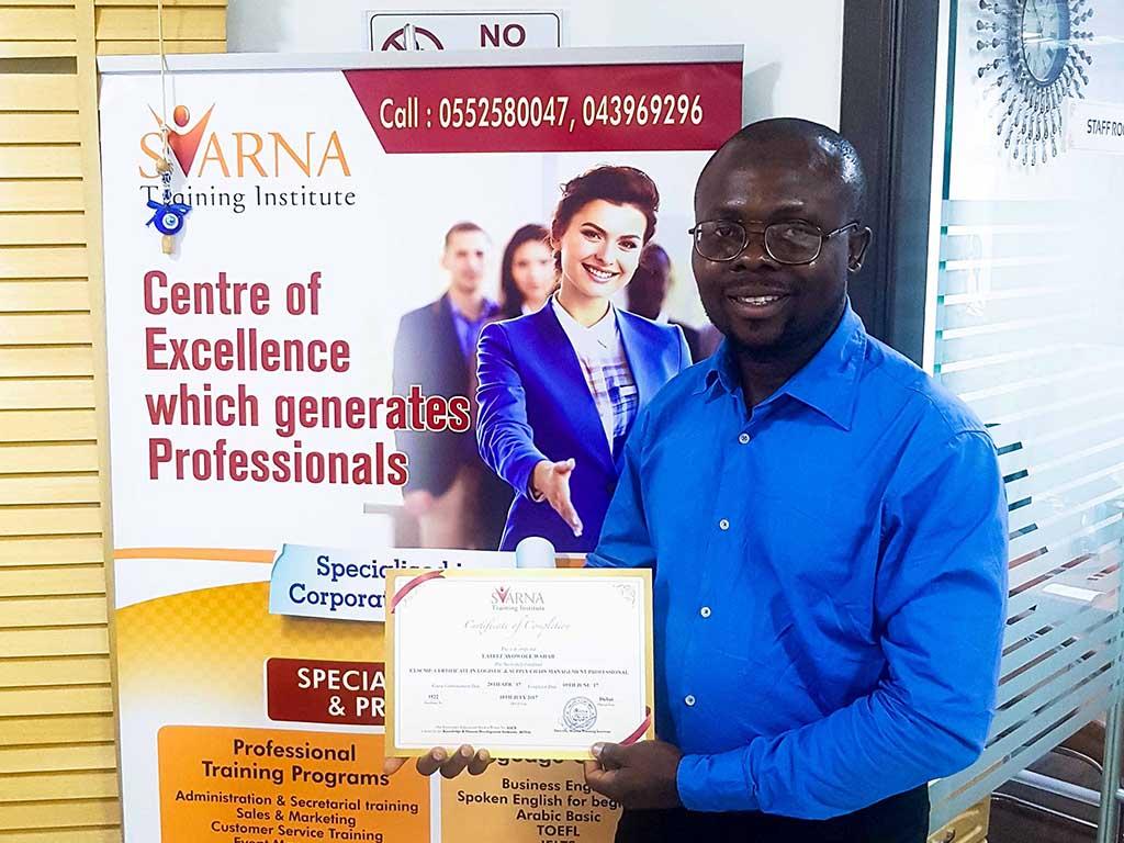 certificate 39