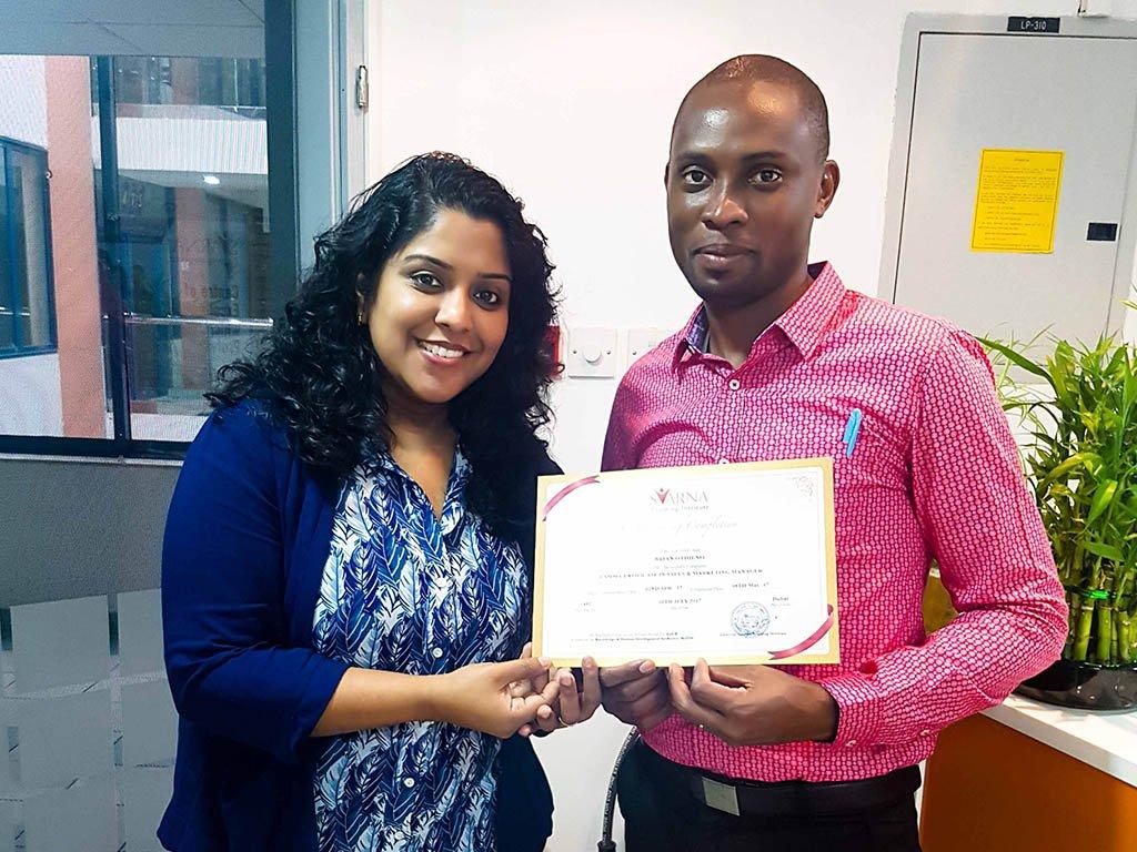 certificate 41