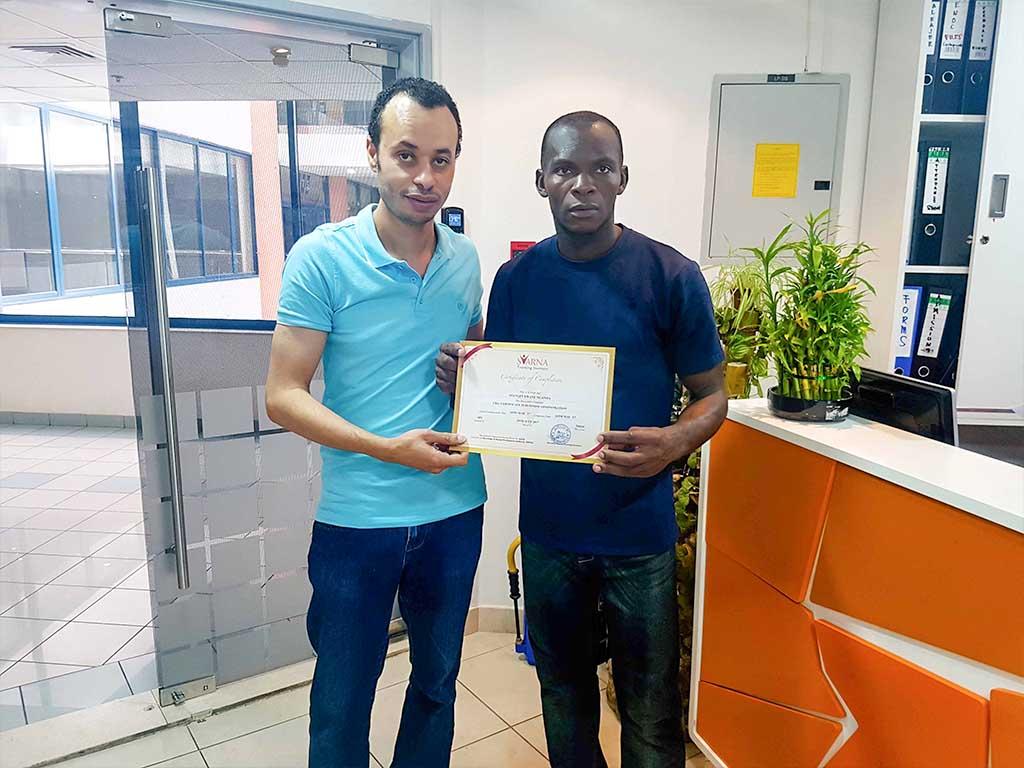 certificate 42