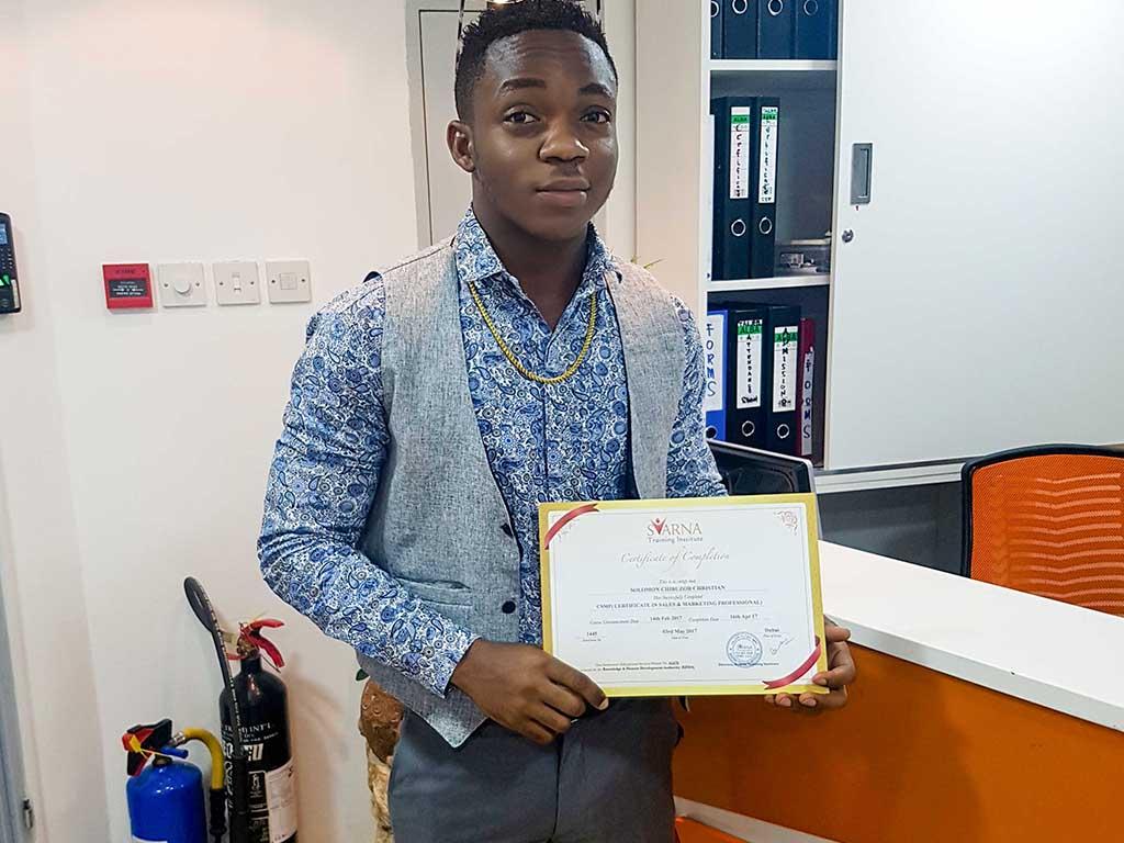 certificate 43