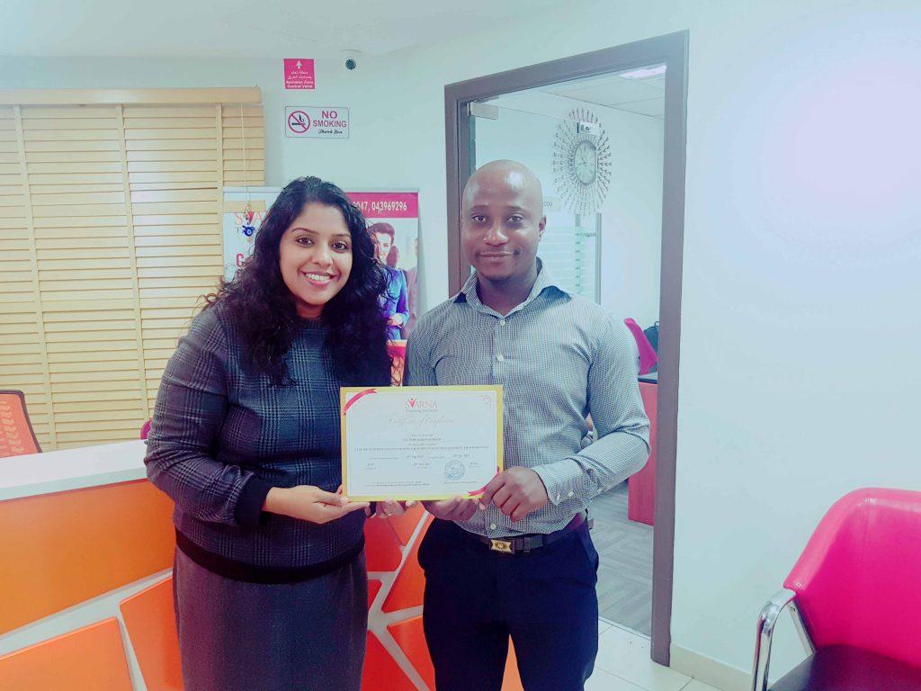 certificate 57