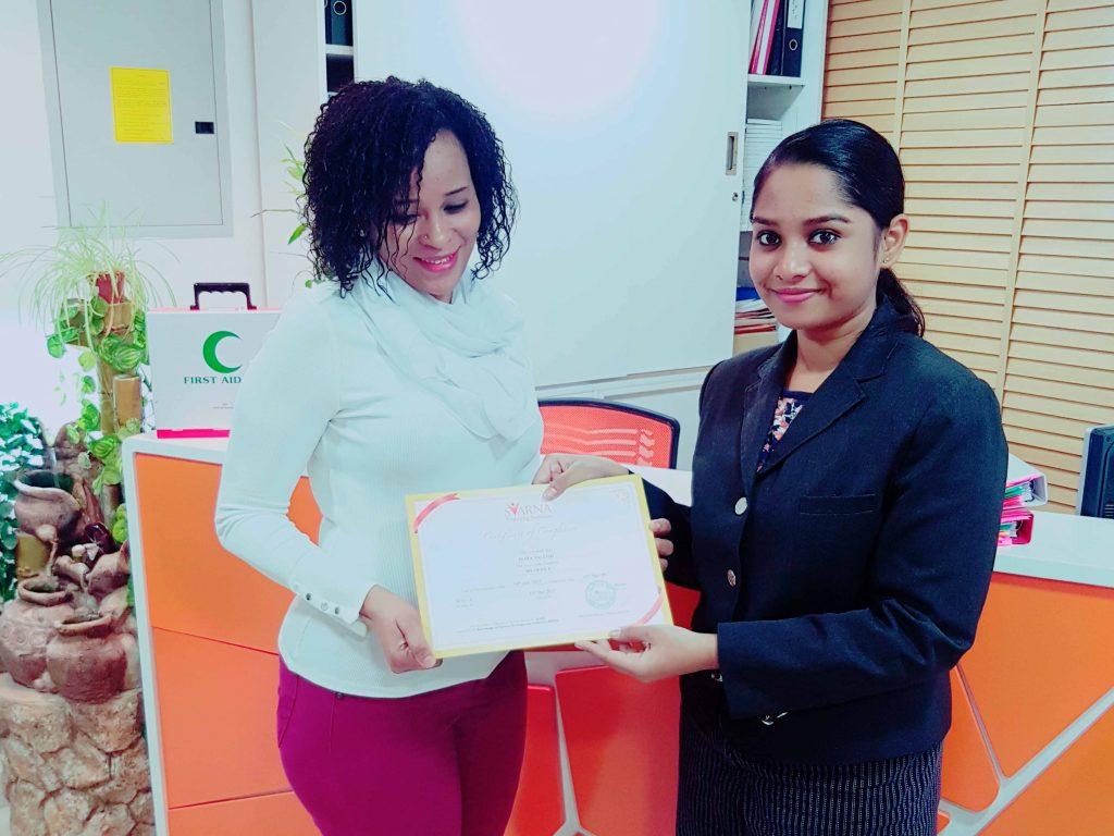 certificate 60