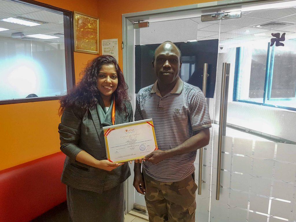 certificate 66