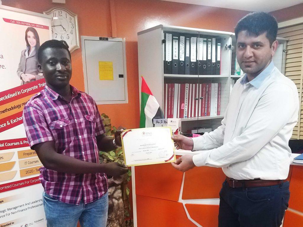 certificate 74