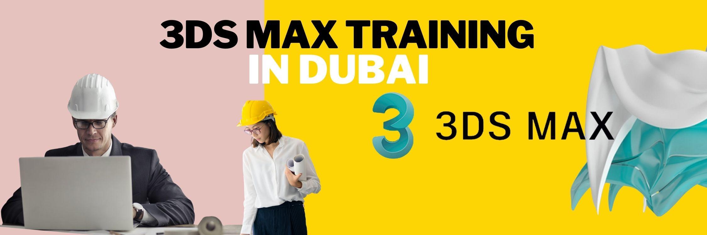 3ds Max Training in Dubai